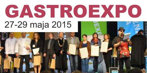 Gastroexpo 27-29 maja 2015