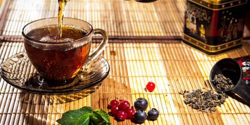 Dobra herbata się opłaca