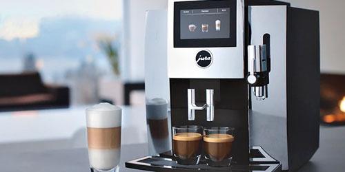 Przyjemność picia kawy świeżo mielonej nie z kapsułki
