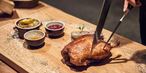 Tłusta Kaczka – kwintesencja polskiej kuchni