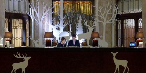 Zatrzymać klienta w restauracji i hotelu