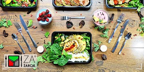 Zażarcie, czyli catering dietetyczny…i nie tylko