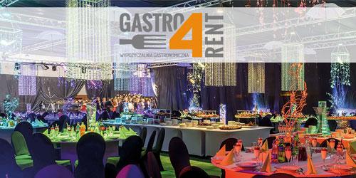 Wypożyczalnia Gastronomiczno Eventowa Gastro4Rent.pl
