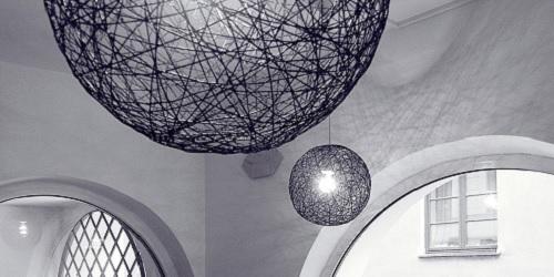 MOJASKA -LAMPY Z NATURY
