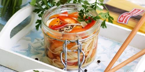 Dla wielbicieli azjatyckich smaków- Zupa chińska