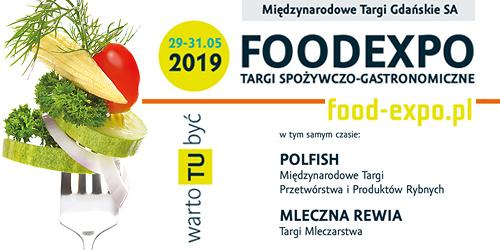 FOODEXPO i POLFISH 2019 w Gdańsku