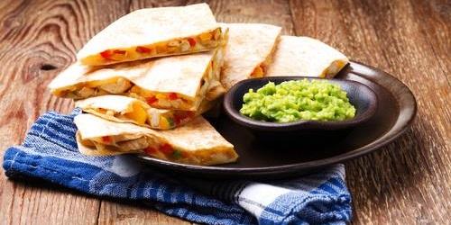 Quesadilla – danie kuchni meksykańskie
