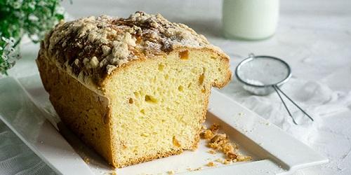 Ciasto drożdżowe z mąki pszennej 450