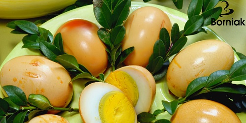 Wędzone jajka