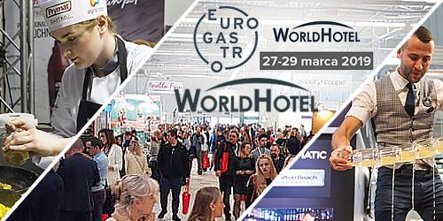 Posumowanie Targów EuroGastro i WorldHotel 2019
