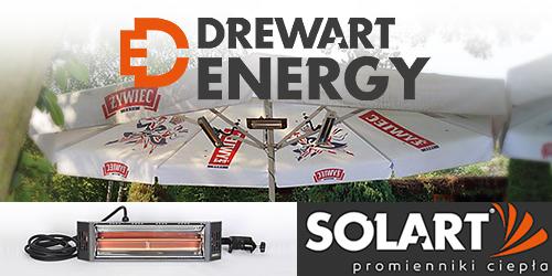 Ciepło z podczerwieni Drewart – Energy