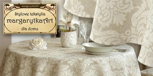 MargarytkaArt – tekstylia stylowe