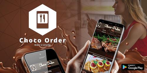 Choco Order- system zamawiania dla Twojej restauracji
