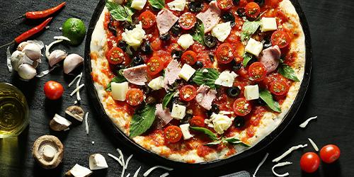 Pizza domowa- Pyszna, że palce lizać!