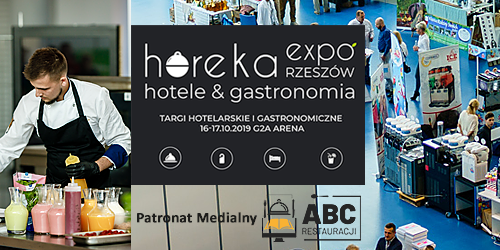 Targi HoReka Expo Rzeszów- zobacz fotorelacje!