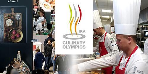 IKA/Culinary Olimpics w Stuttgarcie
