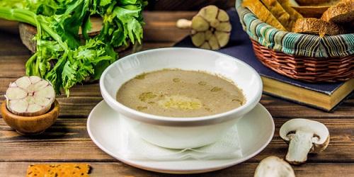Zupa Grzybowa-tradycja w kuchni