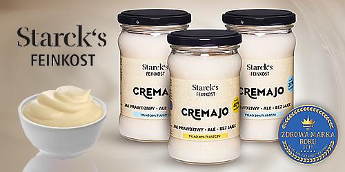 Cremajo- majonez jak prawdziwy, ale bez jajek