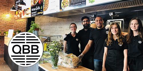 Quebab Factory- nowy wymiar lokali typu kebab