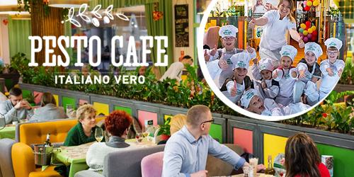PESTO CAFÉ – prawdziwie włoska rodzinna restauracja