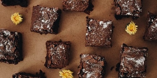 Morelowe Brownie- chwile rozkoszy dla podniebienia