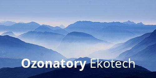 Ozonatory Ekotech