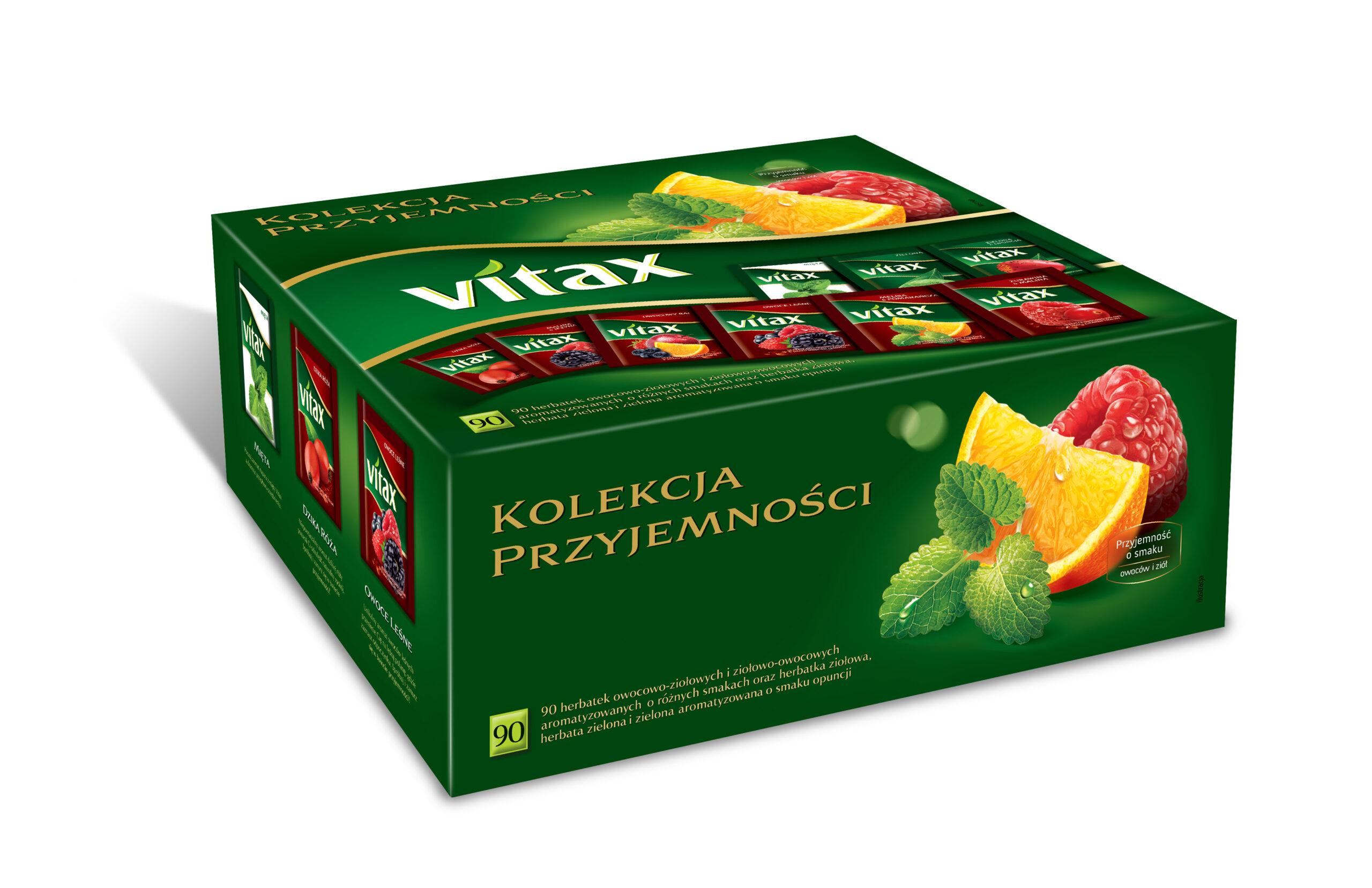 VITAX KARTON ZAMKNIETY