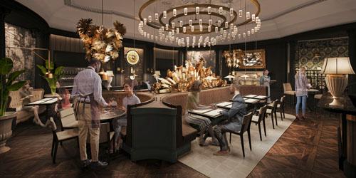 Legendarny brytyjski hotel z nową koncepcją gastronomiczną