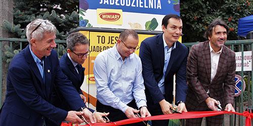 Marka Winiary walczy z marnowaniem żywności i otwiera pierwszą jadłodzielnię w Kaliszu
